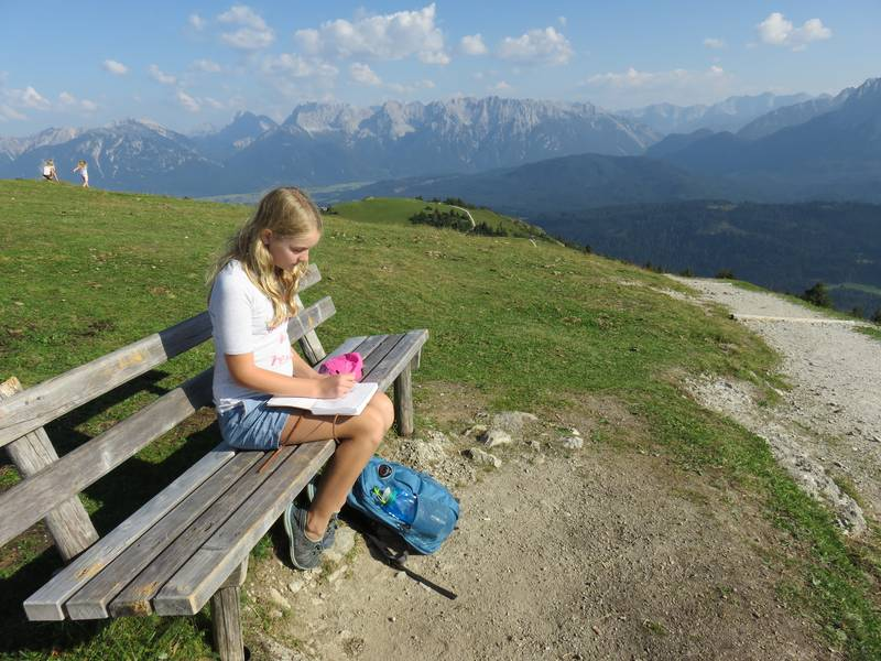 A teen's thoughts on travel